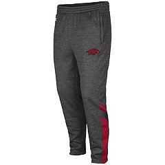 Men's Arkansas Razorbacks Software Fleece Pants