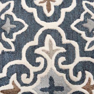 Rizzy Home Arden Loft Sandhurst Transitional Ornamental II Geometric Rug