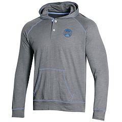 Men's Champion North Carolina Tar Heels Hooded Henley