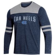 Men's Champion North Carolina Tar Heels Colorblock Tee