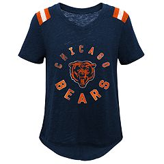 Girls 7-16 Chicago Bears Retro Tee