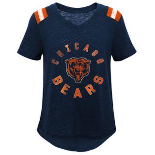 Girls 7-16 Chicago Bears Retro Tee