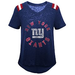Girls 7-16 New York Giants Retro Tee