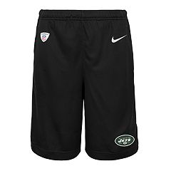 Boys 8-20 Nike New York Jets Knit Dri-FIT Shorts