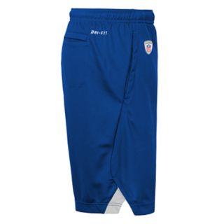 Boys 8-20 Nike Buffalo Bills Knit Dri-FIT Shorts