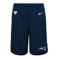 Boys 8-20 Nike New England Patriots Knit Dri-FIT Shorts