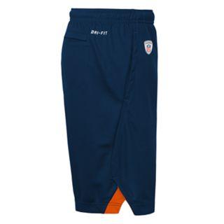 Boys 8-20 Nike Denver Broncos Knit Dri-FIT Shorts
