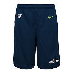 Boys 8-20 Nike Seattle Seahawks Knit Dri-FIT Shorts