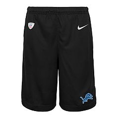 Boys 8-20 Nike Detroit Lions Knit Dri-FIT Shorts
