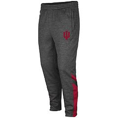 Men's Indiana Hoosiers Software Fleece Pants