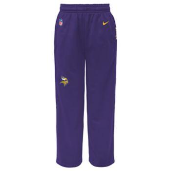 Boys 8-20 Nike Minnesota Vikings Therma-FIT Pants