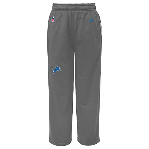 Boys 8-20 Nike Detroit Lions Therma-FIT Pants
