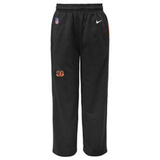 Boys 8-20 Nike Cincinnati Bengals Therma-FIT Pants