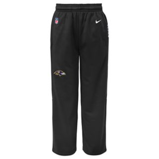 Boys 8-20 Nike Baltimore Ravens Therma-FIT Pants