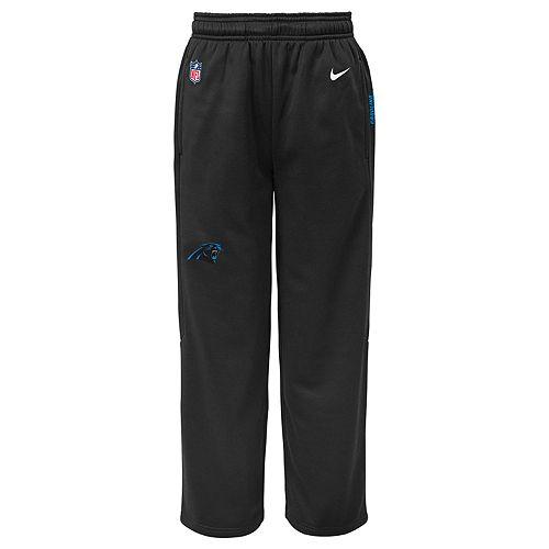Boys 8-20 Nike Carolina Panthers Therma-FIT Pants