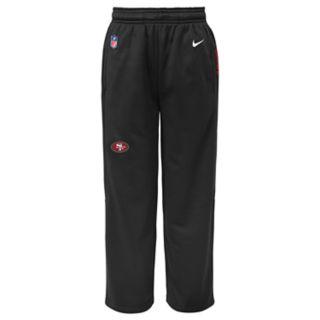Boys 8-20 Nike San Francisco 49ers Therma-FIT Pants