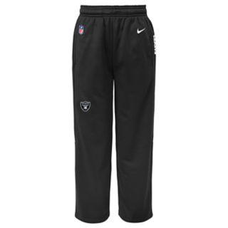 Boys 8-20 Nike Oakland Raiders Therma-FIT Pants