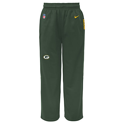 Boys 8-20 Nike Green Bay Packers Therma-FIT Pants
