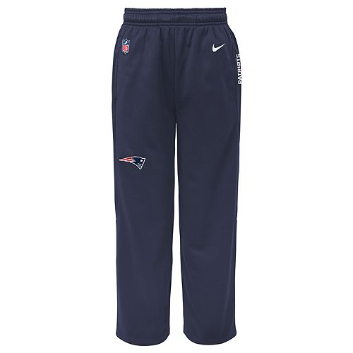 13efb7658a62 Boys 8-20 Nike New England Patriots Therma-FIT Pants