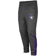 Men's Northwestern Wildcats Software Fleece Pants