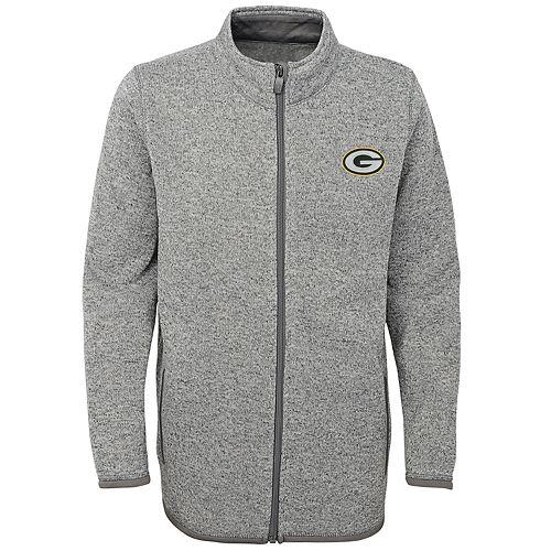 Boys 8-20 Green Bay Packers Lima Fleece Jacket