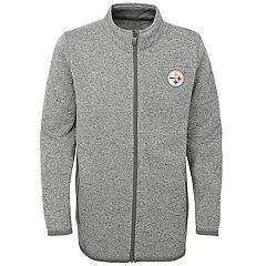 Boys 8-20 Pittsburgh Steelers Lima Fleece Jacket