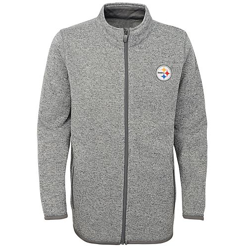 check out c2ca4 290e4 Boys 8-20 Pittsburgh Steelers Lima Fleece Jacket