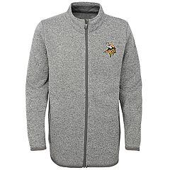 Boys 8-20 Minnesota Vikings Lima Fleece Jacket