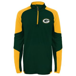 Boys 8-20 Green Bay Packers Beta Performance Pullover
