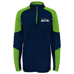 Boys 8-20 Seattle Seahawks Beta Performance Pullover