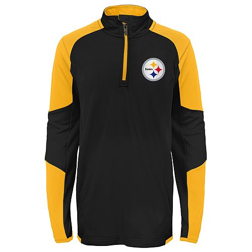 Boys 8-20 Pittsburgh Steelers Beta Performance Pullover