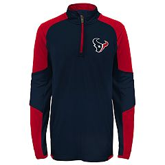 Boys 8-20 Houston Texans Beta Performance Pullover