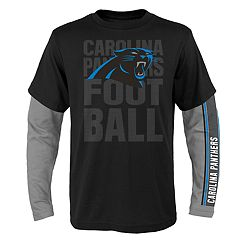 Boys 8-20 Carolina Panthers Playmaker Tee Set