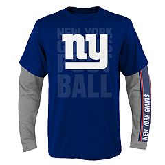 Boys 8-20 New York Giants Playmaker Tee Set