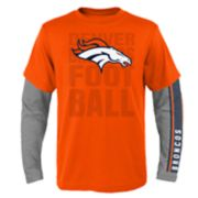 Boys 8-20 Denver Broncos Playmaker Tee Set
