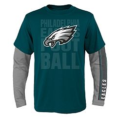 Boys 8-20 Philadelphia Eagles Playmaker Tee Set
