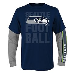 Boys 8-20 Seattle Seahawks Playmaker Tee Set