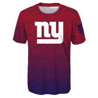 Boys 8-20 New York Giants Propulsion Tee