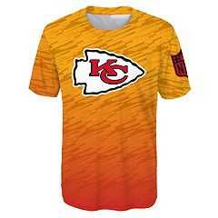 Boys 8-20 Kansas City Chiefs Propulsion Tee