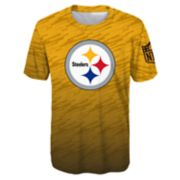 Boys 8-20 Pittsburgh Steelers Propulsion Tee
