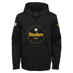 Boys 8-20 Nike Pittsburgh Steelers Property Of Hoodie
