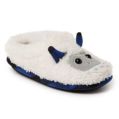 Dearfoams Yeti Boys' Slippers