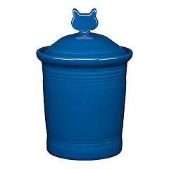 Fiesta Cat Treat Jar
