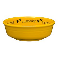 Fiesta Meow Cat 14.25-oz. Small Bowl