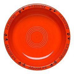 Fiesta Meow Cat 19-oz. Medium Bowl