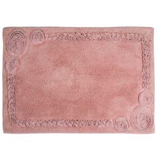 LC Lauren Conrad Rosette Bath Rug