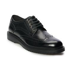 Brown Bilt Spike Men's Wingtip Dress Shoes