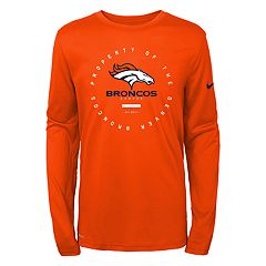 Boys 8-20 Nike Denver Broncos Property Tee