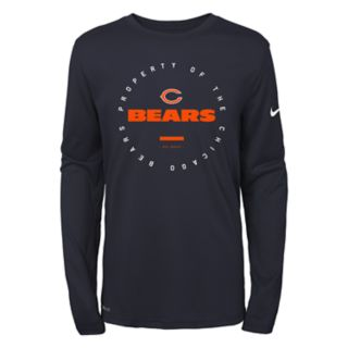 Boys 8-20 Nike Chicago Bears Property Tee