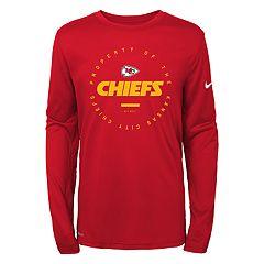 Boys 8-20 Nike Kansas City Chiefs Property Tee